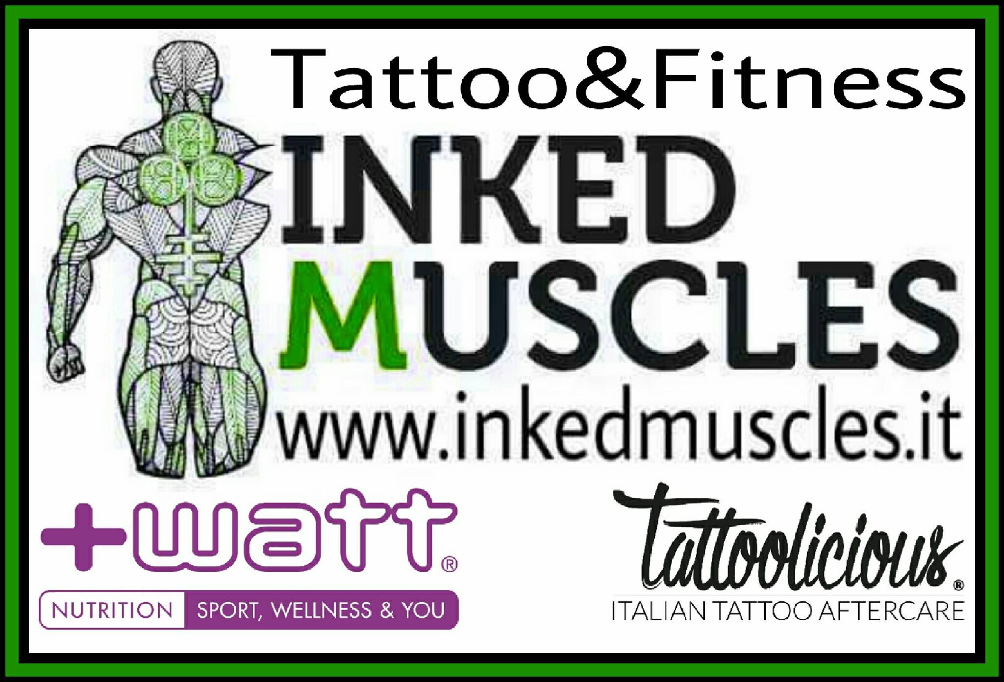 Inked Muscles